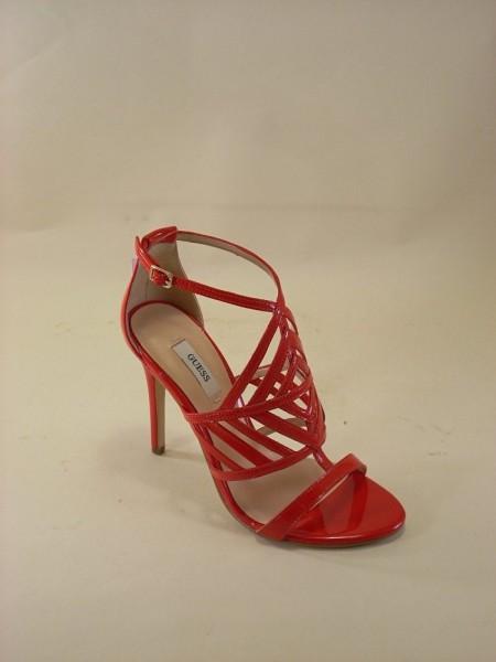 low priced 6dc9d c7190 Guess sandalo HIO rosso - Francia Moda