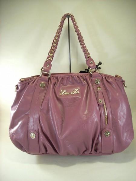 Liu Jo Kate shopping M. powder bordeaux 28189cebf00